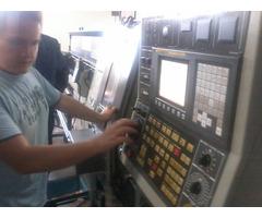 Programiranje CNC alatnih strojeva – GLODANJE CNC programer