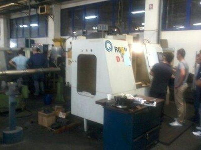 Operativni rad na CNC alatnim strojevima (tokarenje ili glodanje) CNC operater